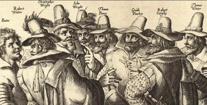 The Gunpowder Plotters pic